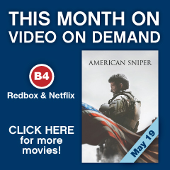 This Month's Video On Demand